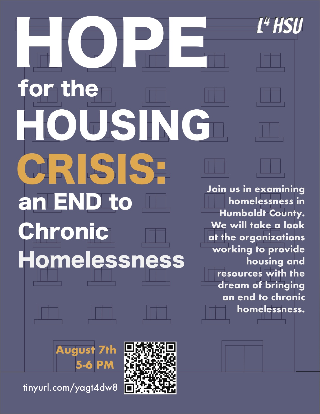 Hope for the Housing Crisis: An End to Chronic Homelessness