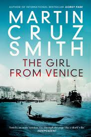 Venetian Crime Book Discussion: The Girl from Venice