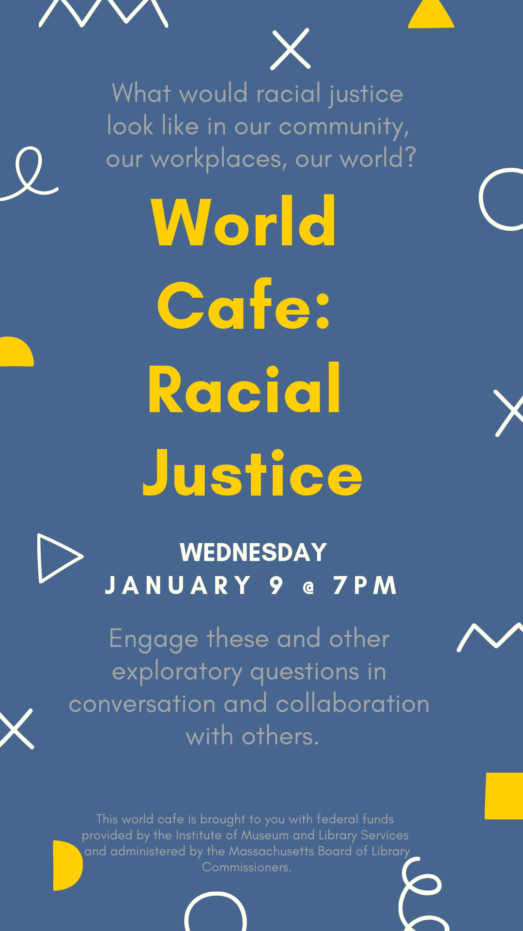 World Cafe: Racial Justice