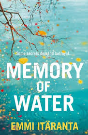 Science Fiction and Fantasy Discussion: Memory of Water