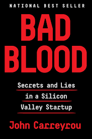 Afternoon Book Discussion: Bad Blood