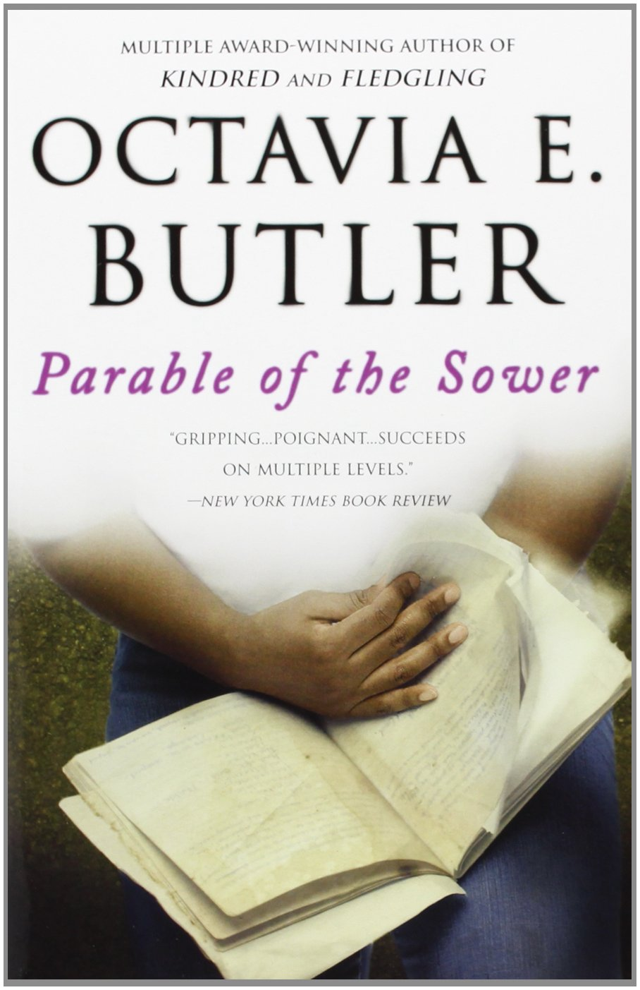 Second Monday Book Discussion: Parable of the Sower