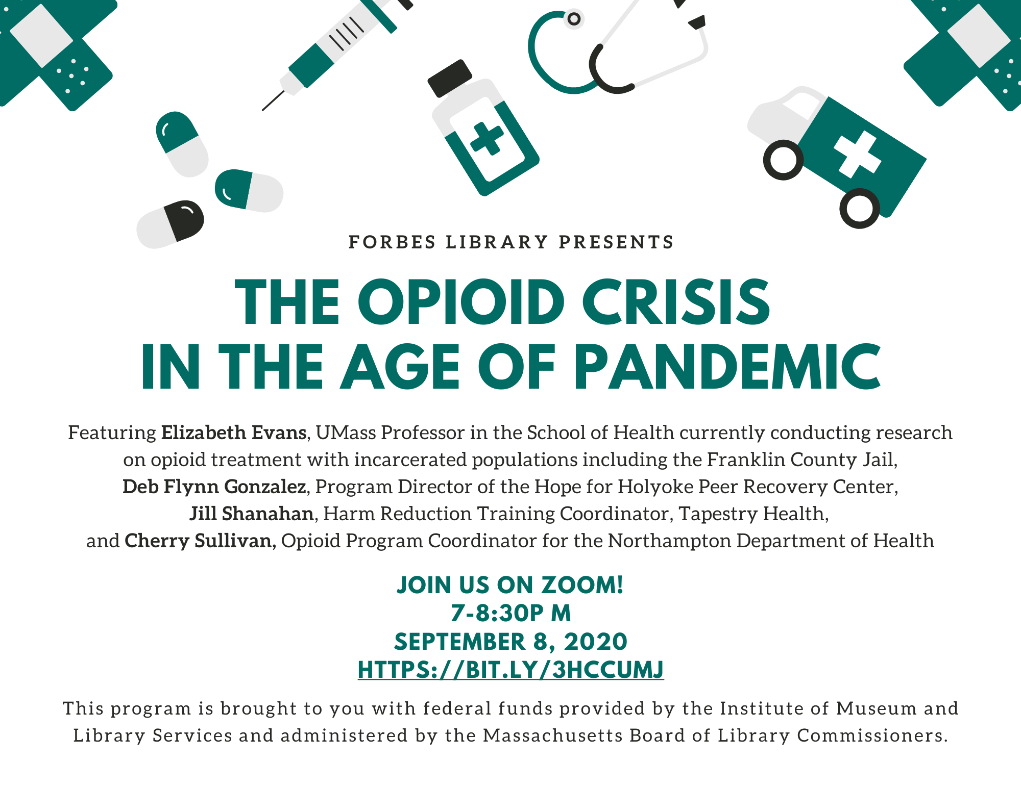 VIRTUAL: Opioid Crisis in the Age of Pandemic