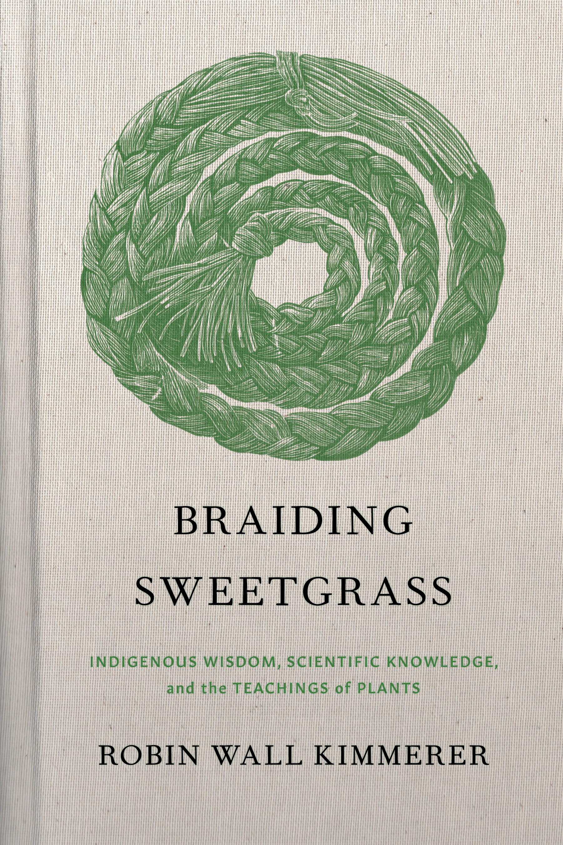 Reading Nature: Braiding Sweetgrass