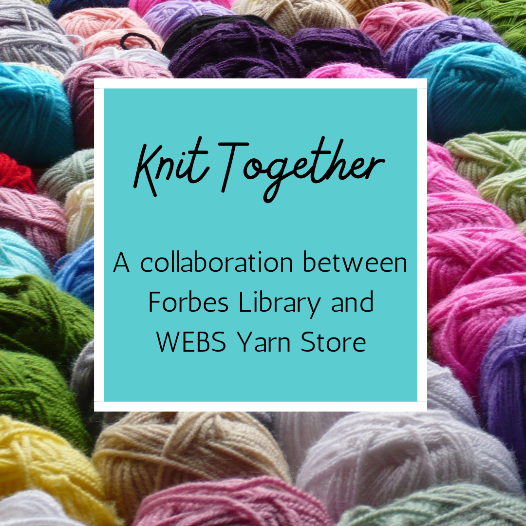 Knit Together: A Zoom Knitting Workshop