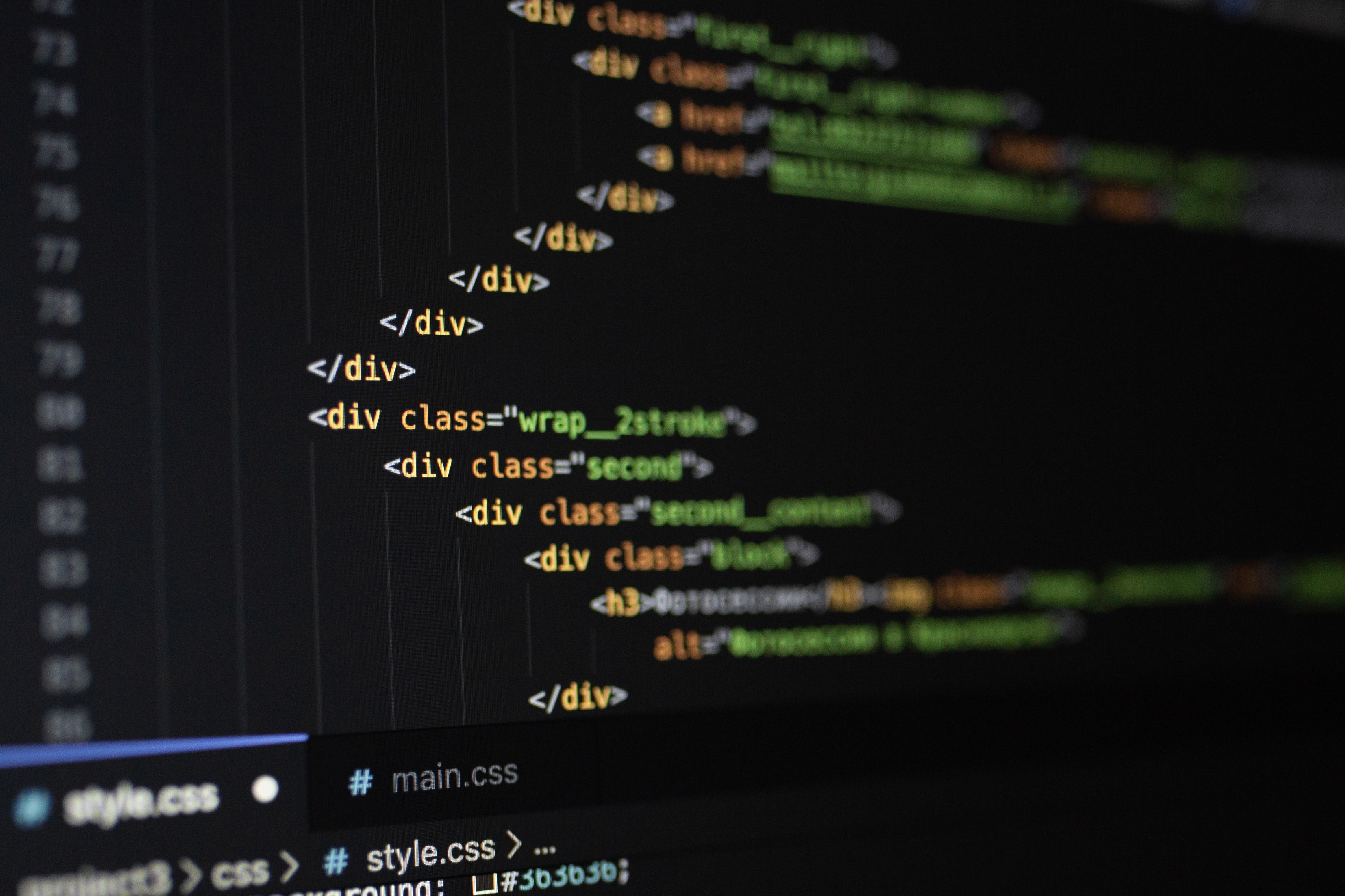 A Beginner's Guide to Coding with HTML and CSS
