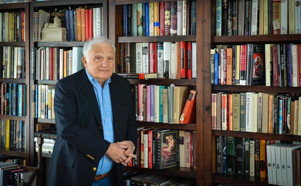 The Eternal Passion: A Conversation with Nicholas A. Basbanes