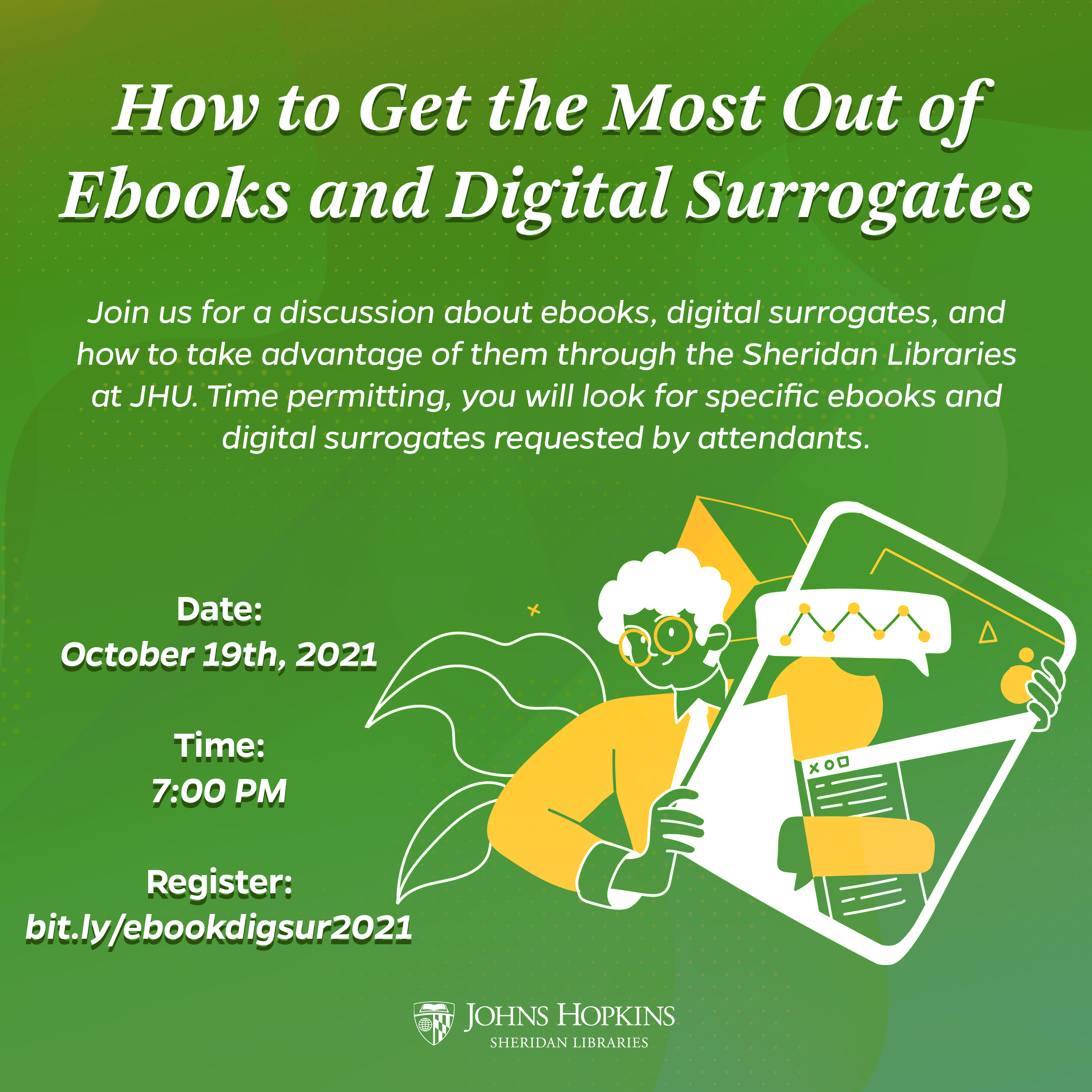 How to Get the Most Out of Ebooks and Digital Surrogates