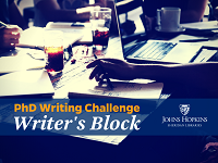 Writers' Block: November