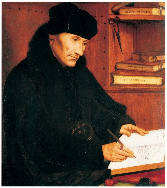 Coping with the Anxiety of Print in the Renaissance:  Erasmus to Conrad Gessner