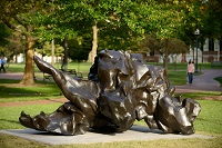 Willem de Kooning's Monumental Sculptures: The Artist /Artisan Collaboration