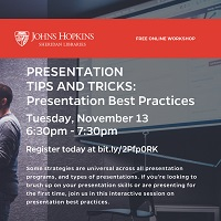 Presentation Tips and Tricks: Presentation Best Practices