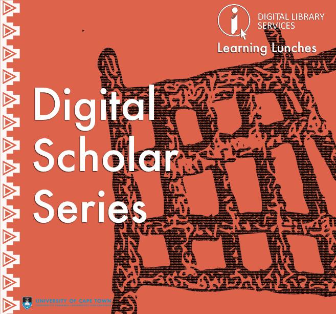 Digital Scholar Series: Open Science