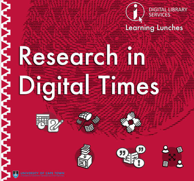 ONLINE: Research in Digital Times: Planning, Collecting and Storing Your Data