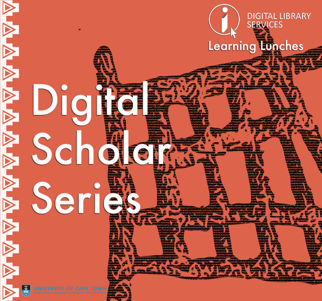 UPDATE: Digital Scholar Series: Where is Digital Humanities?