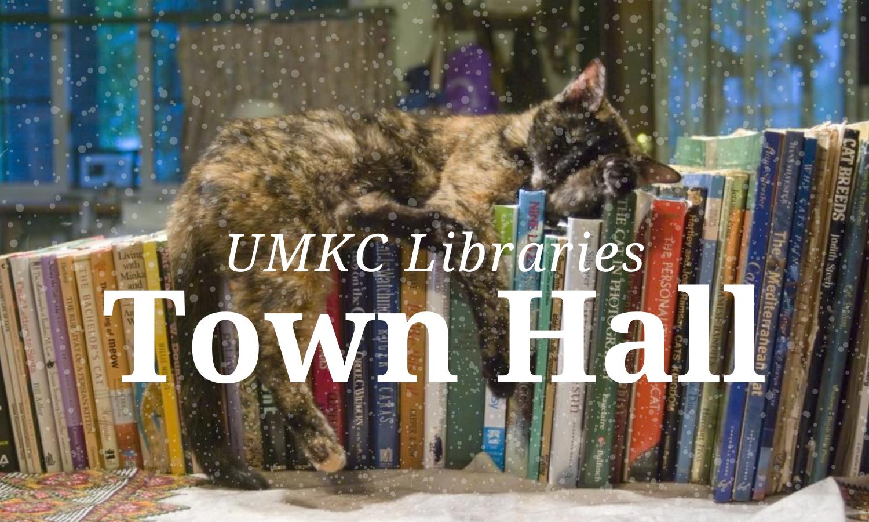 UMKC Libraries Town Hall
