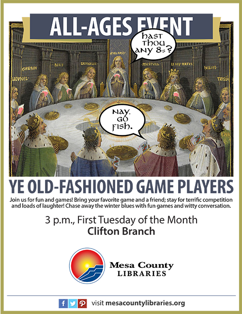 Ye Old-Fashioned Game Players