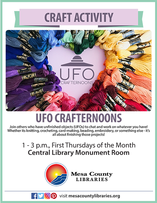 Crafternoon UFOs