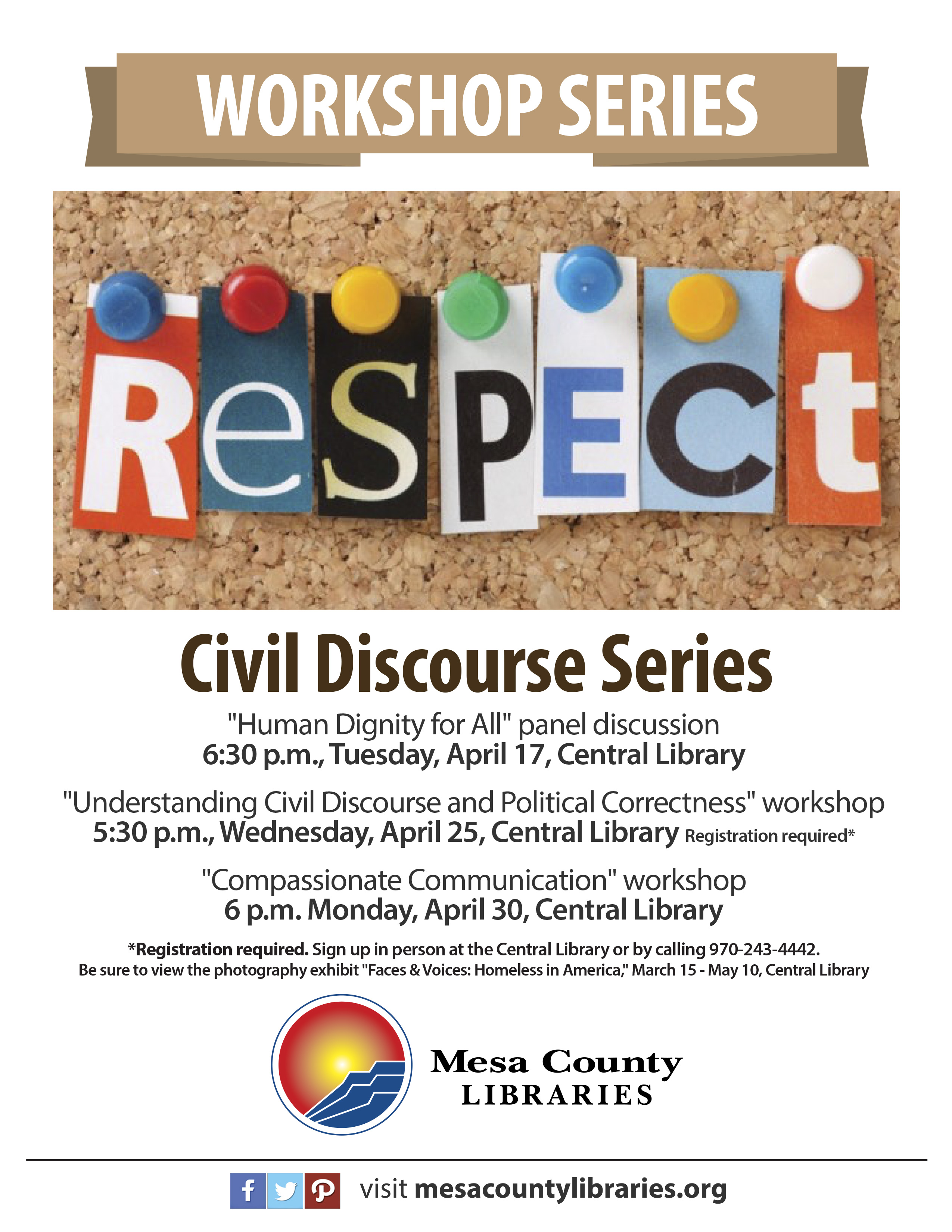 Civil Discourse Event Series: Understanding Civil Discourse and Political Correctness Exploration