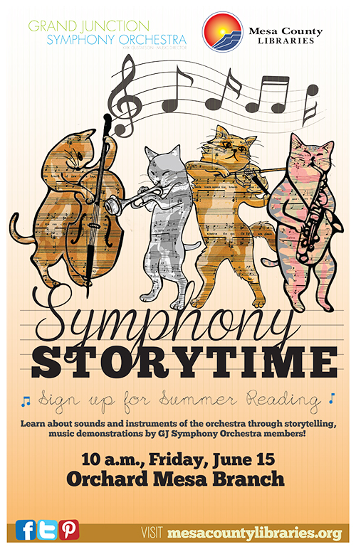 Symphony Story Time - Orchard Mesa Branch