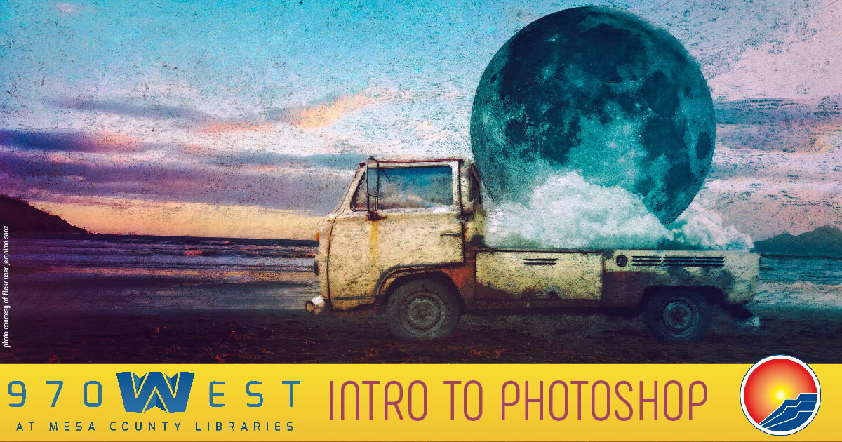 Intro to Photoshop - Idea Lab (Central)