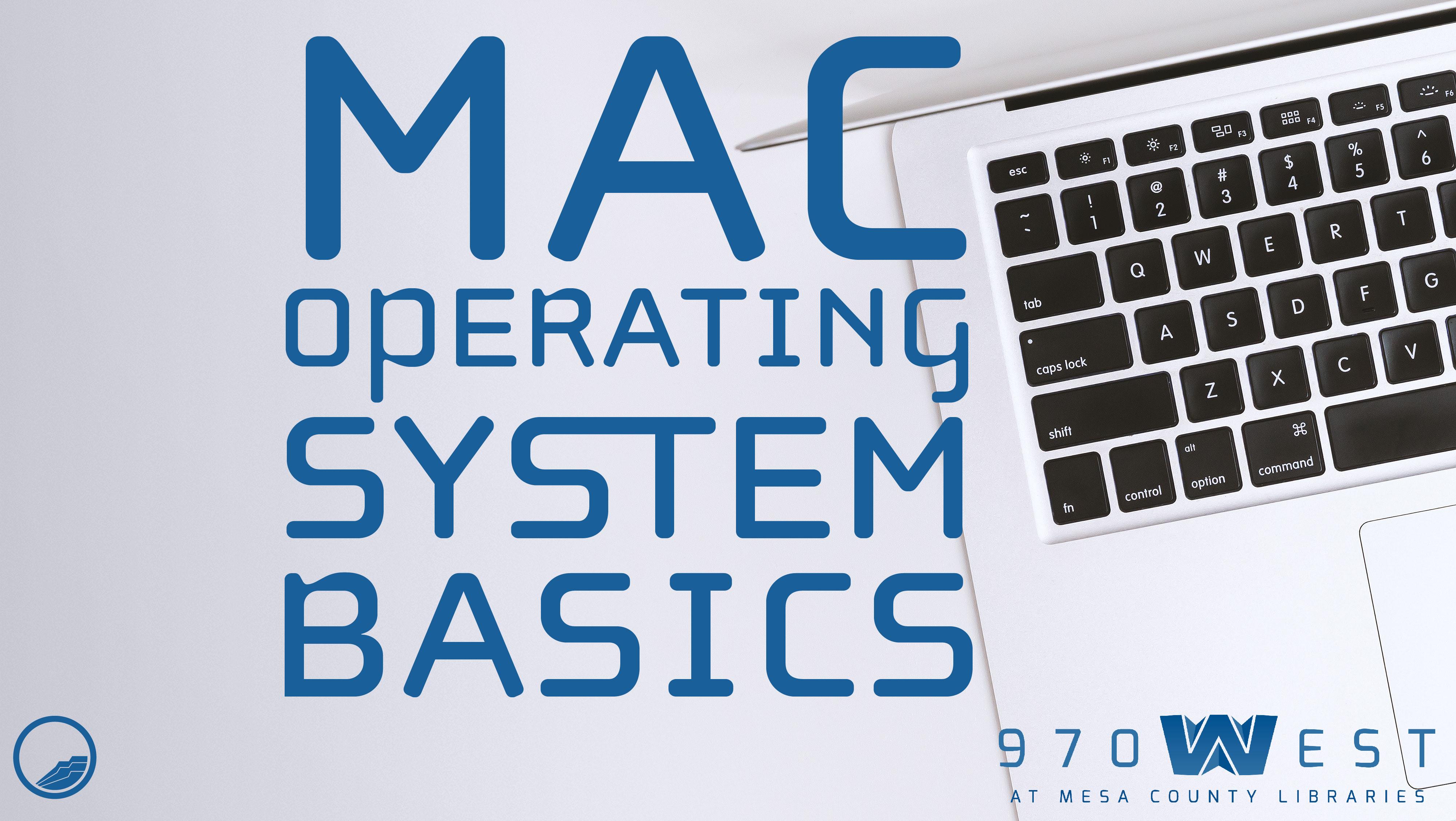 Mac OS Basics