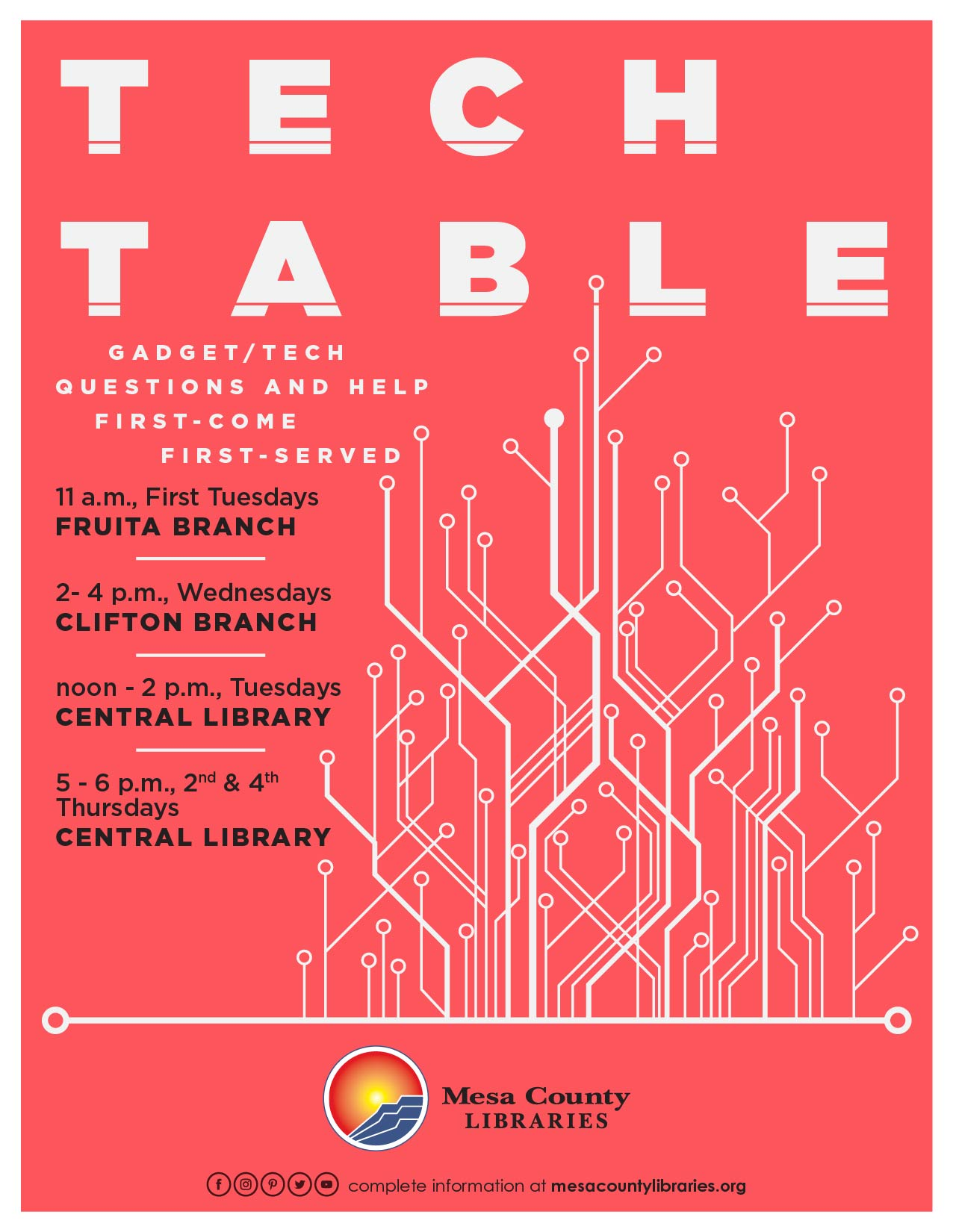 Tech Table Thursday