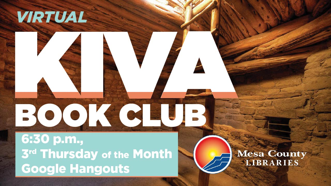 VIRTUAL Kiva Book Club - What Are You Reading?