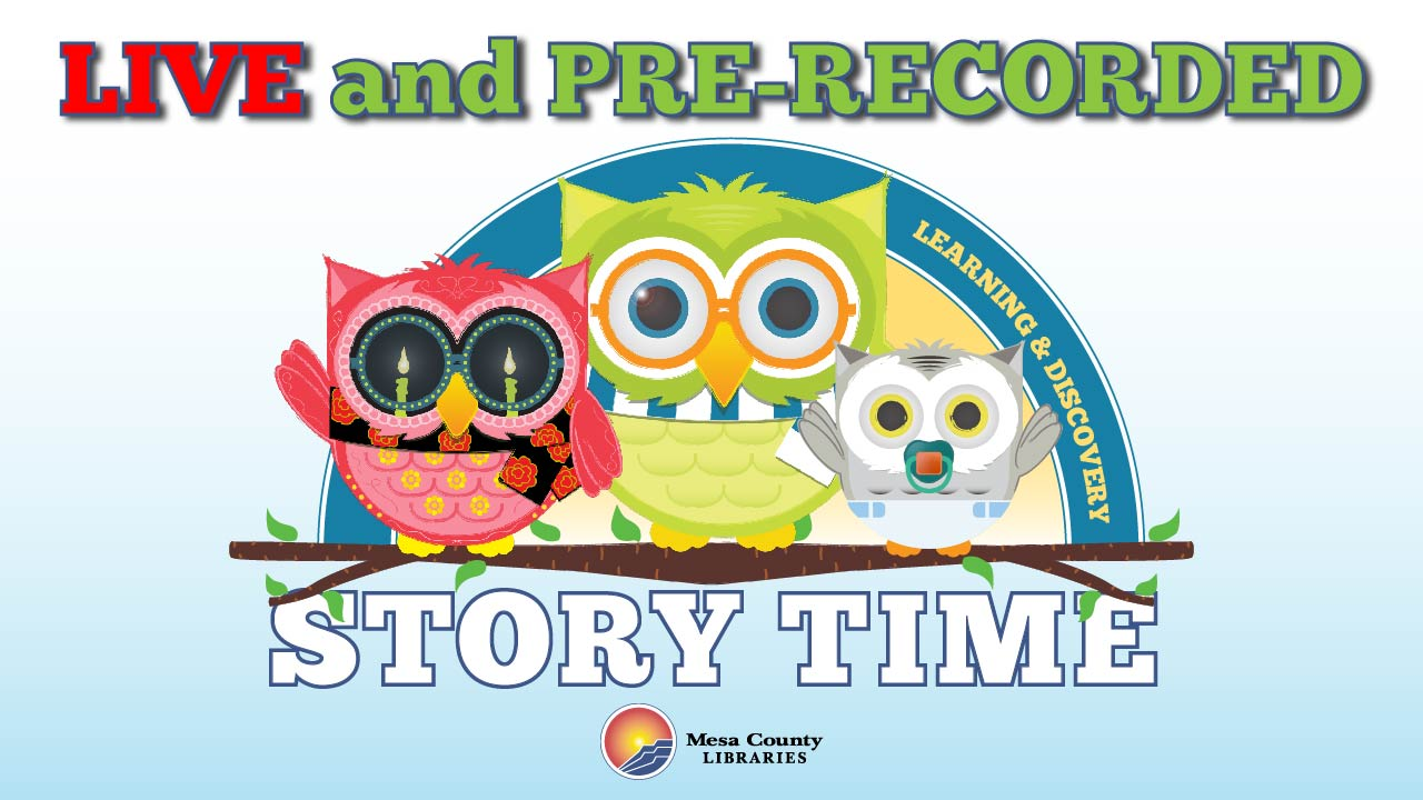 VIRTUAL Story Time: Coyote Trickster Stories w/ Giselle