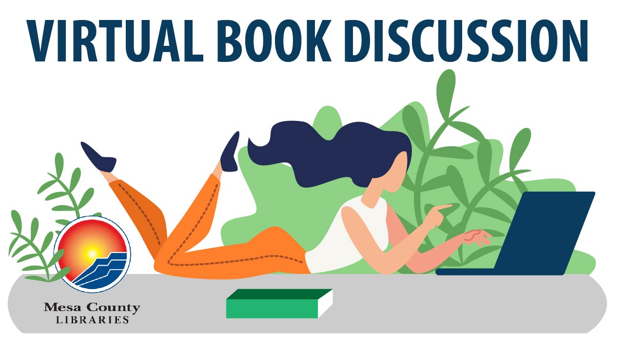 VIRTUAL Book Discussion
