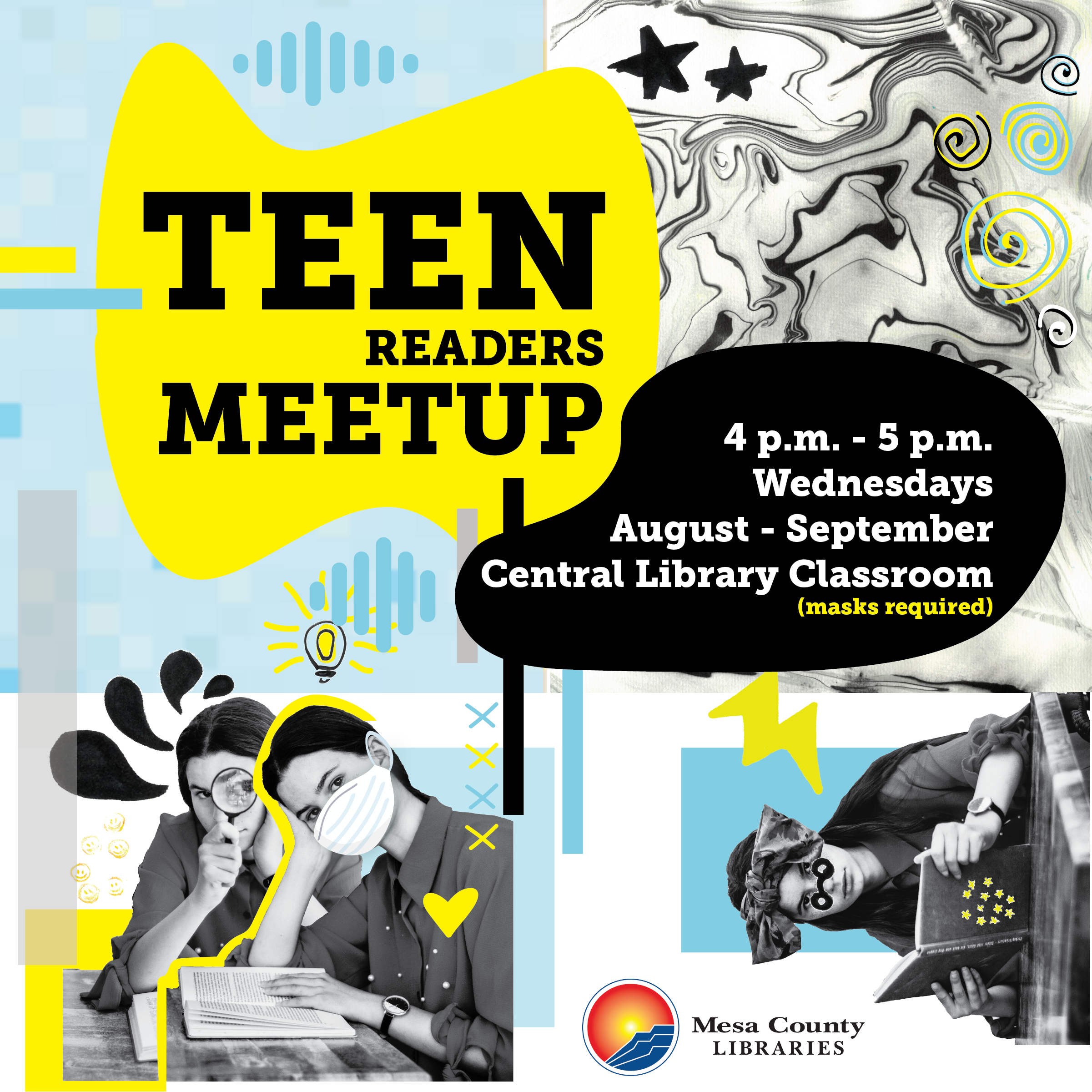 Teen Readers Meetup