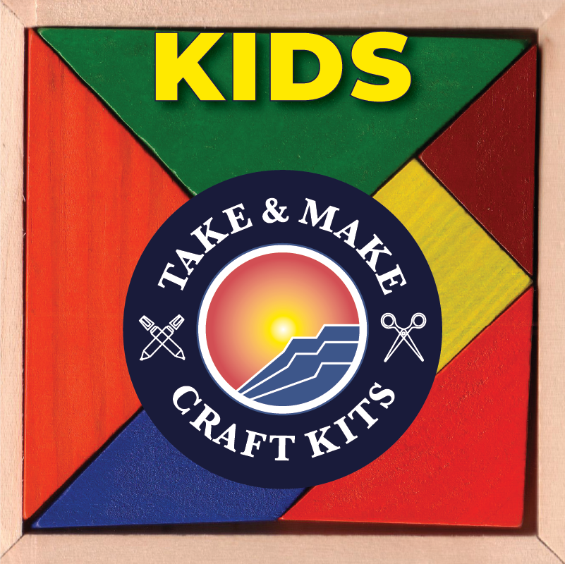 Kids Take and Make: Tangram Figures and Stories