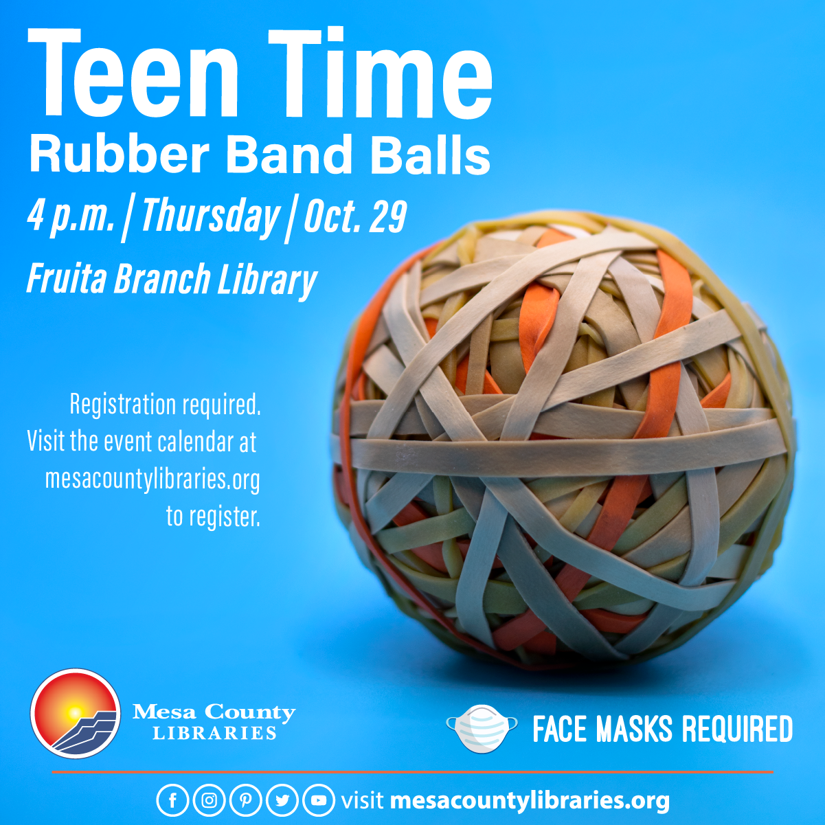 Teen Time - Fruita Branch