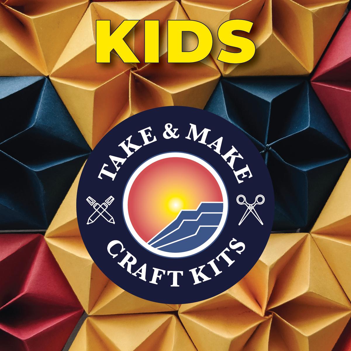 Kids Take and Make: Origami Swan