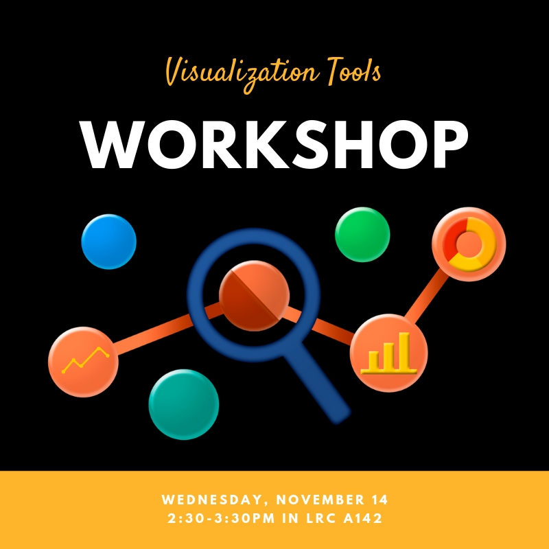 Visualization Tools Workshop