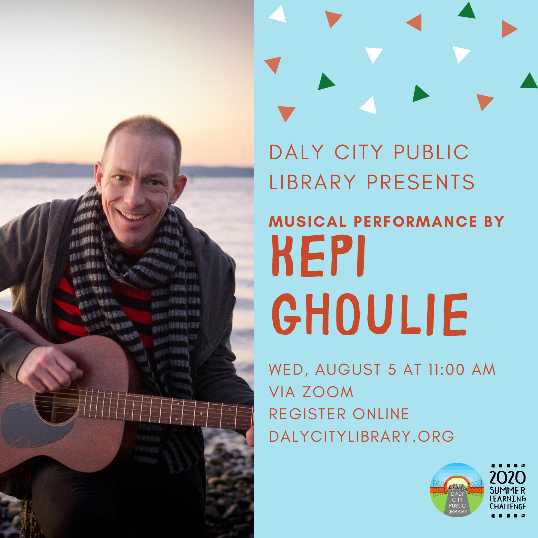 Musical Performance by Kepi Ghoulie!