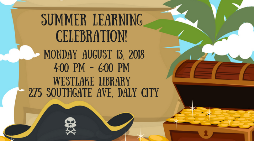 Summer Learning Celebration at the Westlake Library