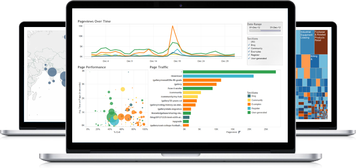 Introduction to Tableau Desktop: Visualizing the Stories Hidden in Your Data