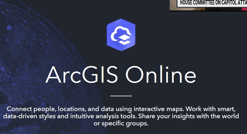 Cloud-Based GIS: Introduction to ArcGIS Online