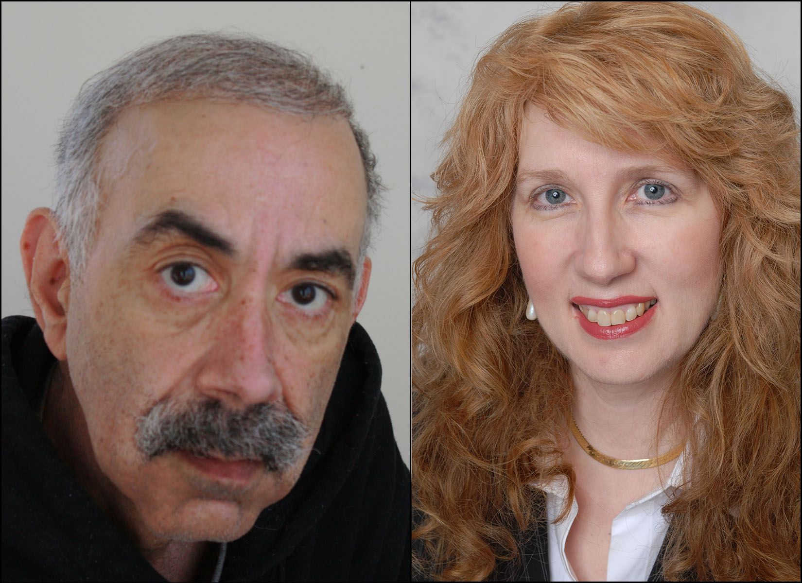Midday Arts Series: An Afternoon of Poetry and Music with Sharon Rhinesmith and David Moolten