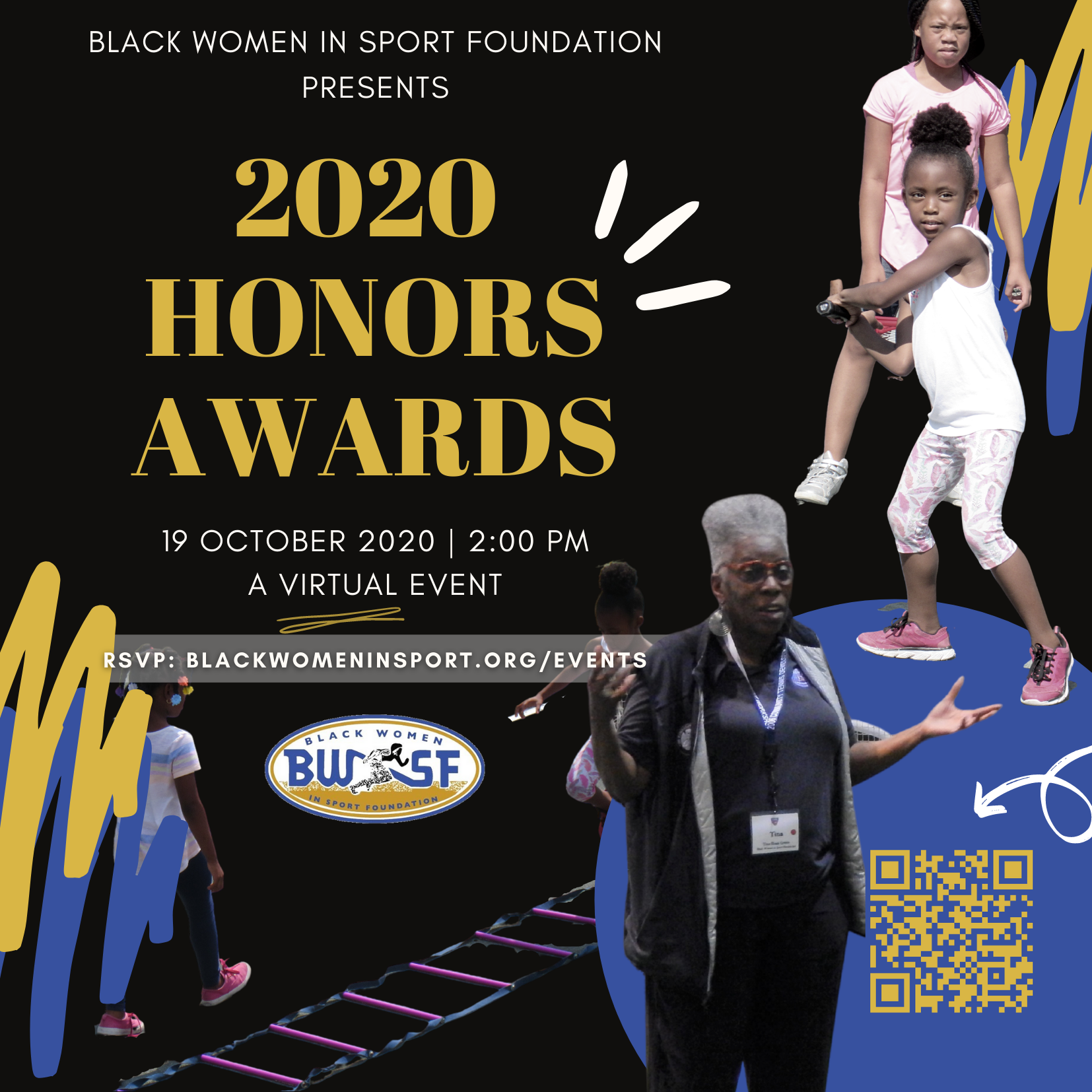 Celebrating Tina Sloan Green and the Black Women in Sport Foundation Honors