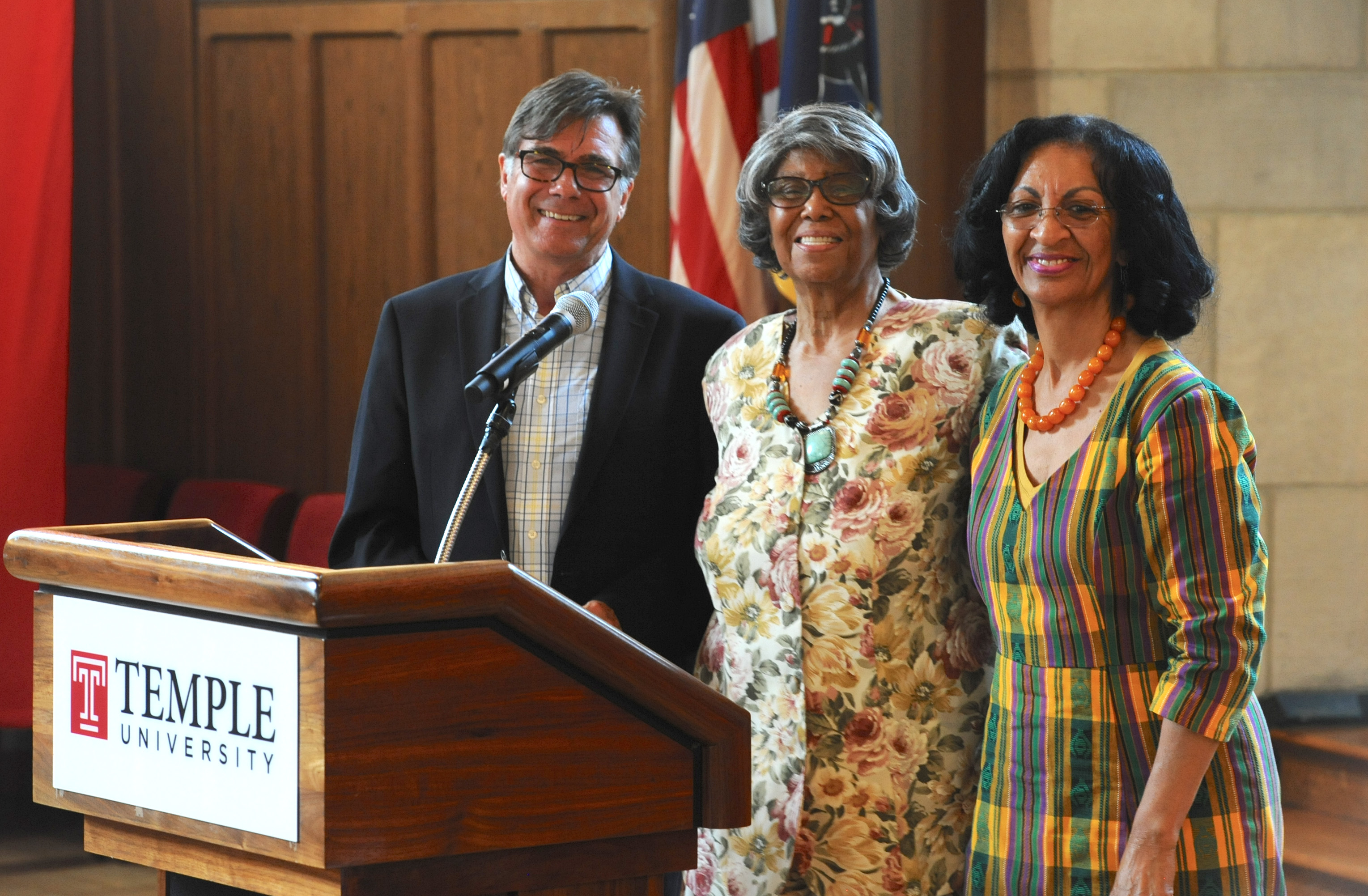 The Dr. Ione D. Vargus Lecture Series: A Conversation and Book Launch