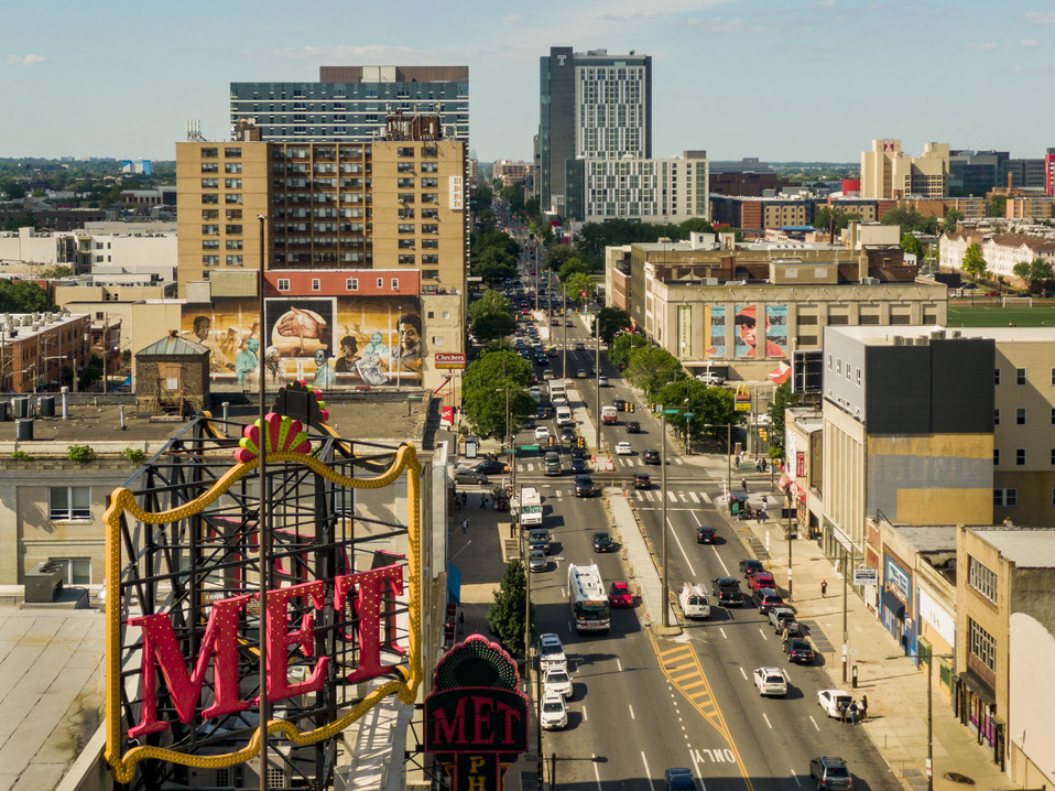 Unedited Philadelphia: Along North Broad