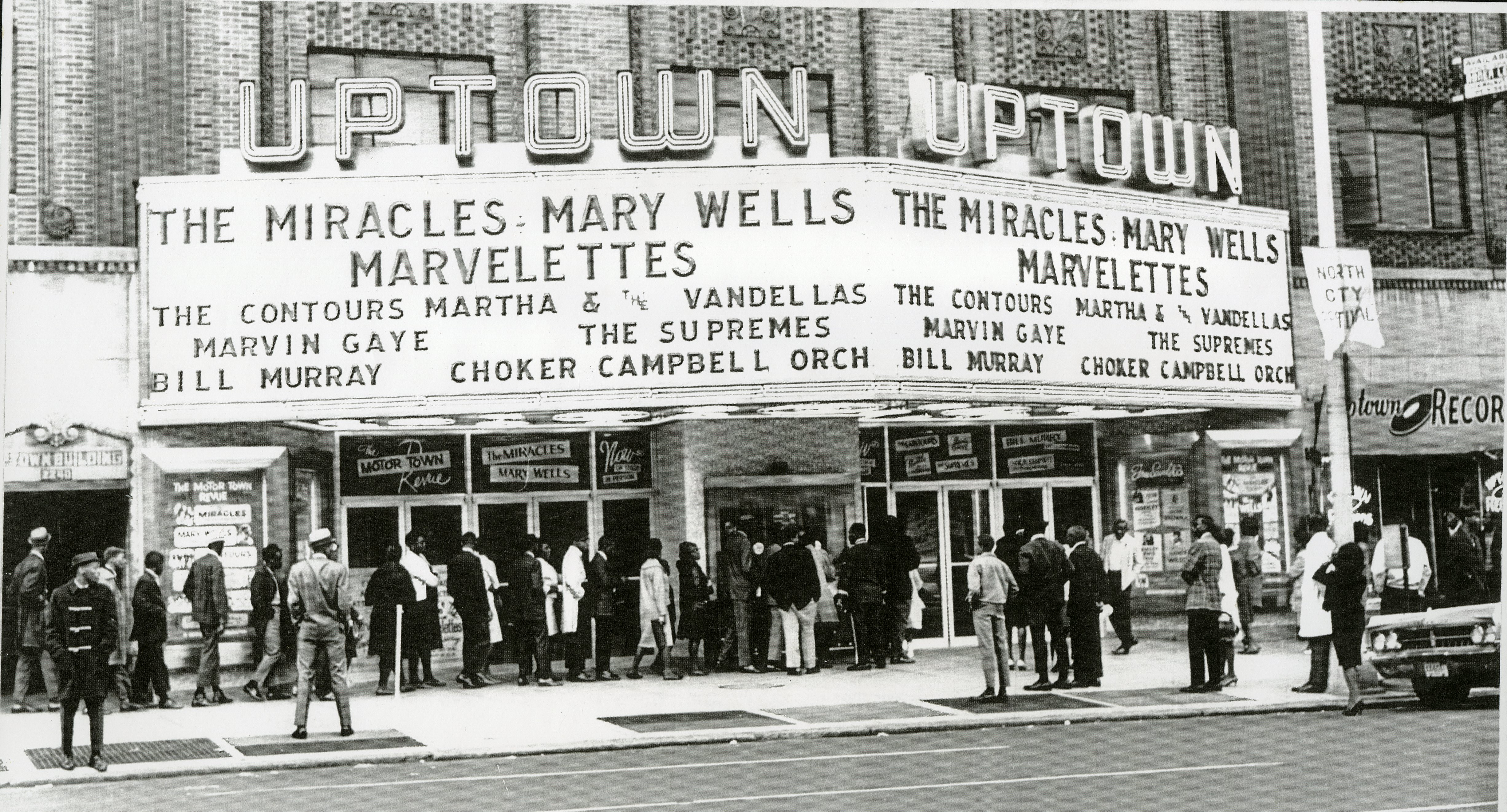 The Life and Legacy of the Uptown Theater