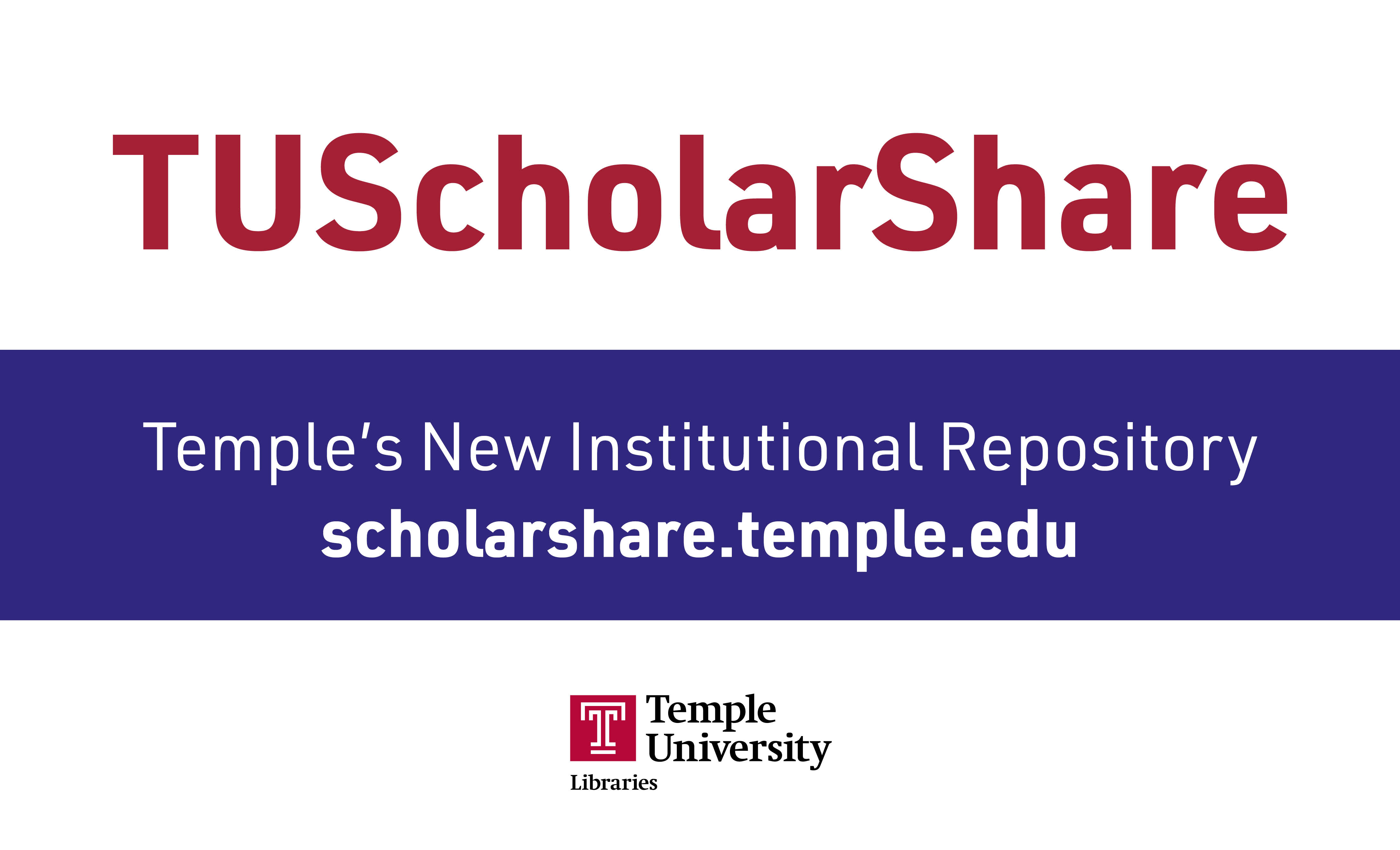 How to Increase Your Research Impact with TUScholarShare