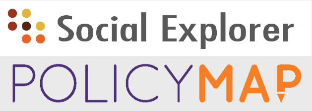 Mapping Data with Social Explorer and PolicyMap
