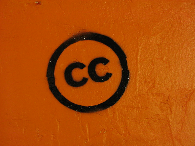 Copyright and Creative Commons Licenses