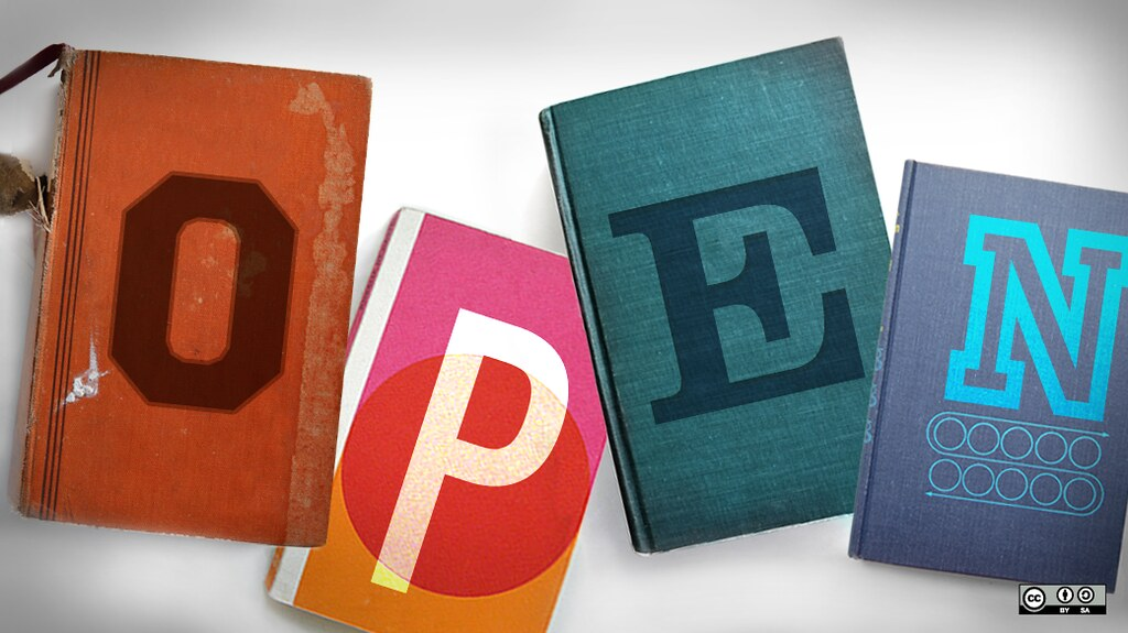Make Your Courses Affordable with Open Textbooks and Open Educational Resources (OER)