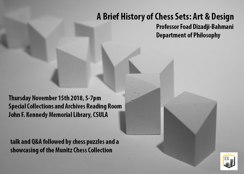 A Brief History of Chess Sets: Art & Design