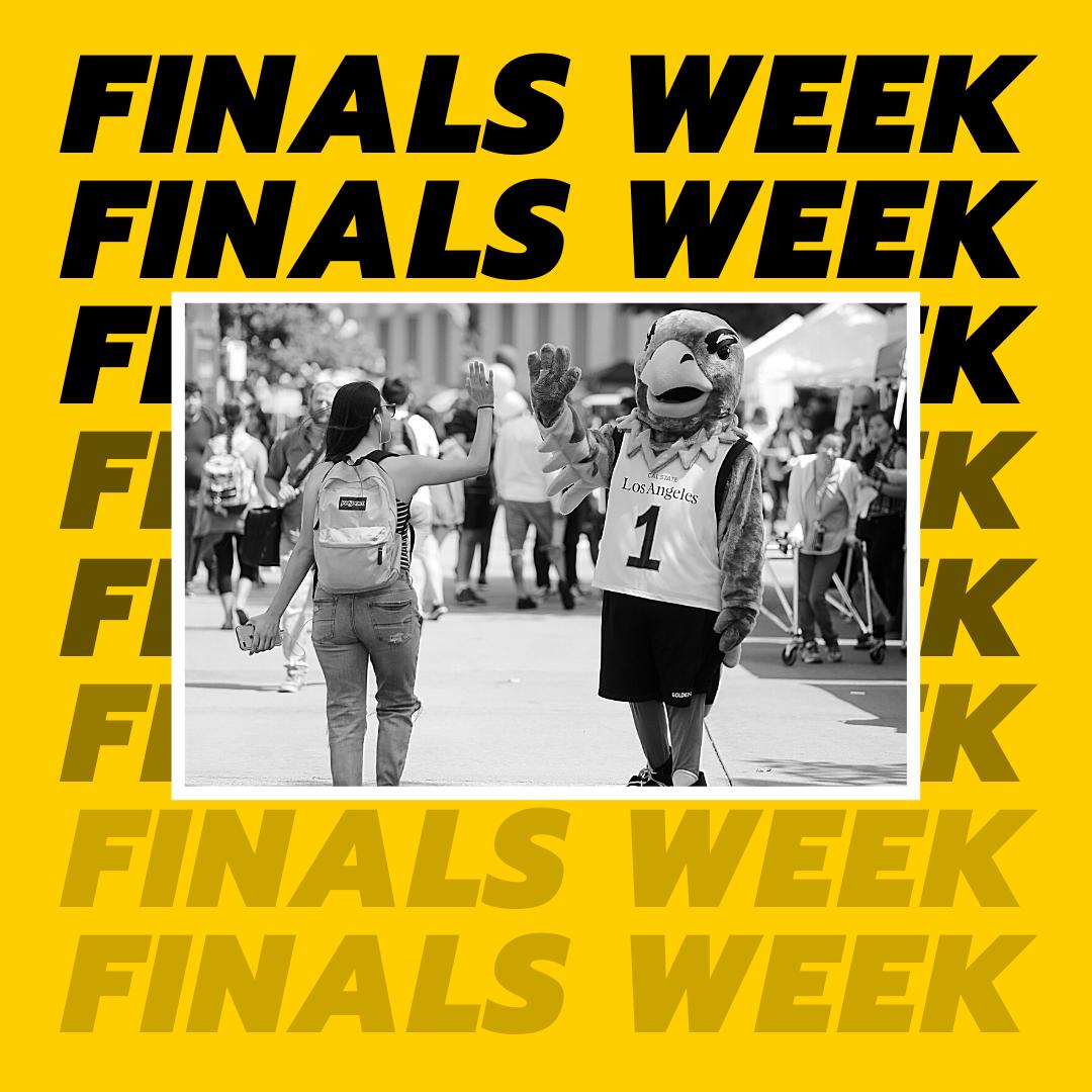 Fall 2020 Finals Week
